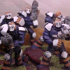 G.U.A.R.D. Power Armor