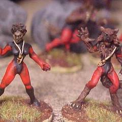 Werewolf #2 - Quickclaw