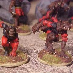 Werewolf #3 - Fenris
