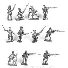20th Maine Skirmishing w/Colonel Chamberlain