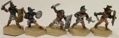 Heavy Gladiators #1