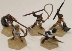 Light Gladiators #1