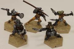Medium Gladiators #1