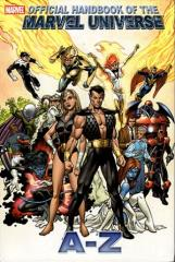 Official Handbook of the Marvel Universe A-Z Vol. 8