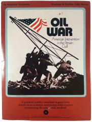 Oil War - American Intervention in the Persian Gulf
