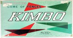 Kimbo - The Game of Fences (1960 Edition)