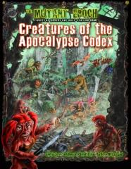 Creatures of the Apocalypse Codex