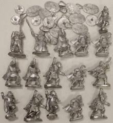 Irish Upper Class Warrior Collection