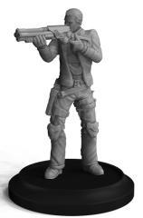Bandit w/Heavy Weapon - Juiced Shotgun