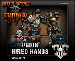 Hired Hands - Line Troops