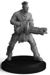 Brave w/Heavy Weapon - Gatling Gun