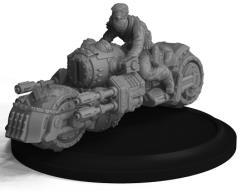 Ranger/Bandit Interceptor