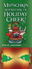 Official Munchkin Bookmark of Holiday Cheer