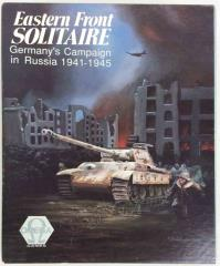 Eastern Front Solitaire (2nd Edition)