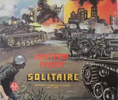 Eastern Front Solitaire (1st Edition, Large Box)