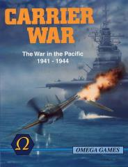 Carrier War w/1944-1946 Expansion Kit