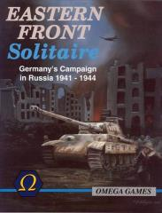Eastern Front Solitaire (3rd Edition, Revised)