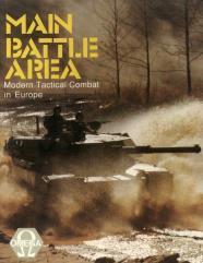 Main Battle Area