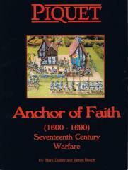 Anchor of Faith - 17th Century Warfare