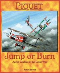 Jump or Burn - Aerial Warfare in the Great War