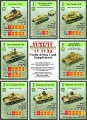 North Africa Card Supplement