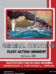 General Quarters - Fleet Action Imminent (Loose Leaf Edition)