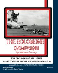 General Quarters - The Solomons Campaign (Loose Leaf Edition)