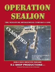 Operation Sealion - The Miniature Operational Campaign Game