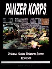 Panzer Korps - Divisional Warfare Miniatures System, 1936-1945