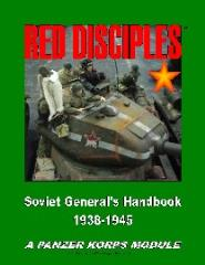Red Disciples - Soviet General's Handbook (1st Edition)