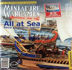 "#313 ""Naval Wargaming Special, 3 Scenarios for the 1st Punic War"""