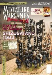 "#321 ""Small AWI Battles, Napoleonic Fast Play Rules, Shizugatake 1583"""