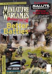"""#324 """"Better Battles, Wagram 1809, Waterloo in Miniature"""""""