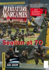 "#330 ""Sealion at 70, Field of Glory Renaissance, Borodino 1812 - The Raevsky Redoubt"""
