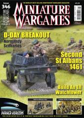 "#346 ""D-Day Scenarios, Bridge on the River Tagus, Stonewall in the Swamp"""