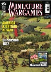 "#354 ""America & Britain at War, Queenston 1812, Blue Dawn - Republic Against Empire"""