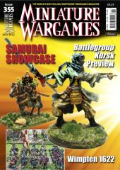 "#355 ""Samurai Showcase, The Battle of Wimpfen, Objective - Ssumptokowa, Battlegroup Kursk"""