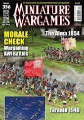 """#356 """"Wargaming AWI Battles, The Alma 1854, Taranto 1940"""""""