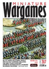 """#367 """"Battle Games, WWI In Italy Command Challenge"""""""