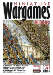 "#370 ""Campaigning the Rise of Macedon, Wargaming with Wesencraft, Mongols at the Kalka River"""