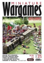 "#375 ""Dealing with Dragoons, Building Wargame Armies, Stories for Boardgames"""
