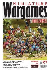 "#377 ""Crescent & Cross Scenarios, Chechen War 1994, Re-conquering Gaul"""