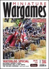 """#386 """"Waterloo Special, Restoring Siborne's Model, The 100 Days Campaign"""""""