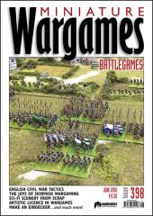 "#398 ""English Civil War Tactics, The Joys of Skirmish Wargaming, Sci-Fi Scenery from Scrap"""