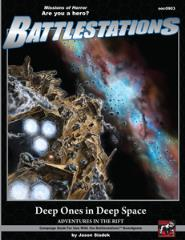 Deep Ones in Deep Space - Adventures in the Rift