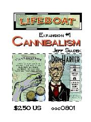 Expansion #1 - Cannibalism (2nd Edition)