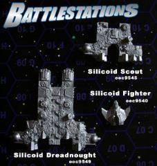 Silicoid Fighters