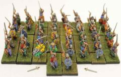 Sword & Shield Infantry Collection