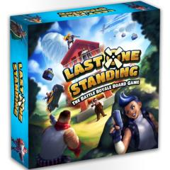 Last One Standing - The Battle Royale Board Game