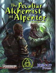 Peculiar Alchemist of Alpentor